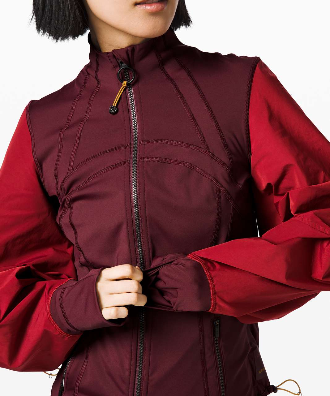 Lululemon Face Forward Define Jacket *lululemon x Roksanda - Garnet / Caliente