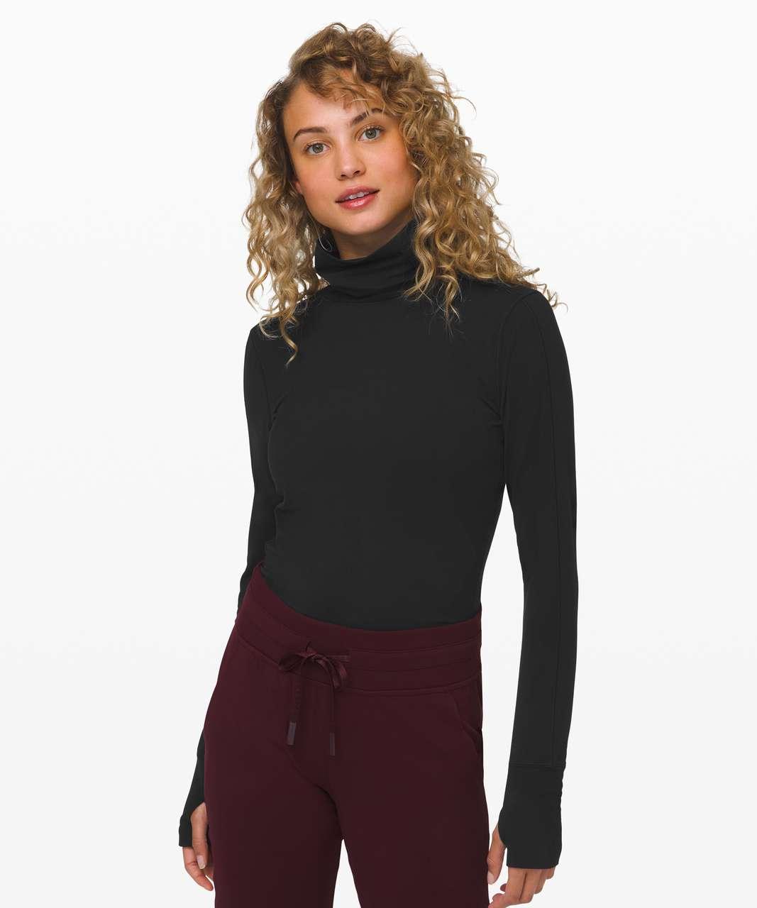 Lululemon Rest Refined Bodysuit - Black