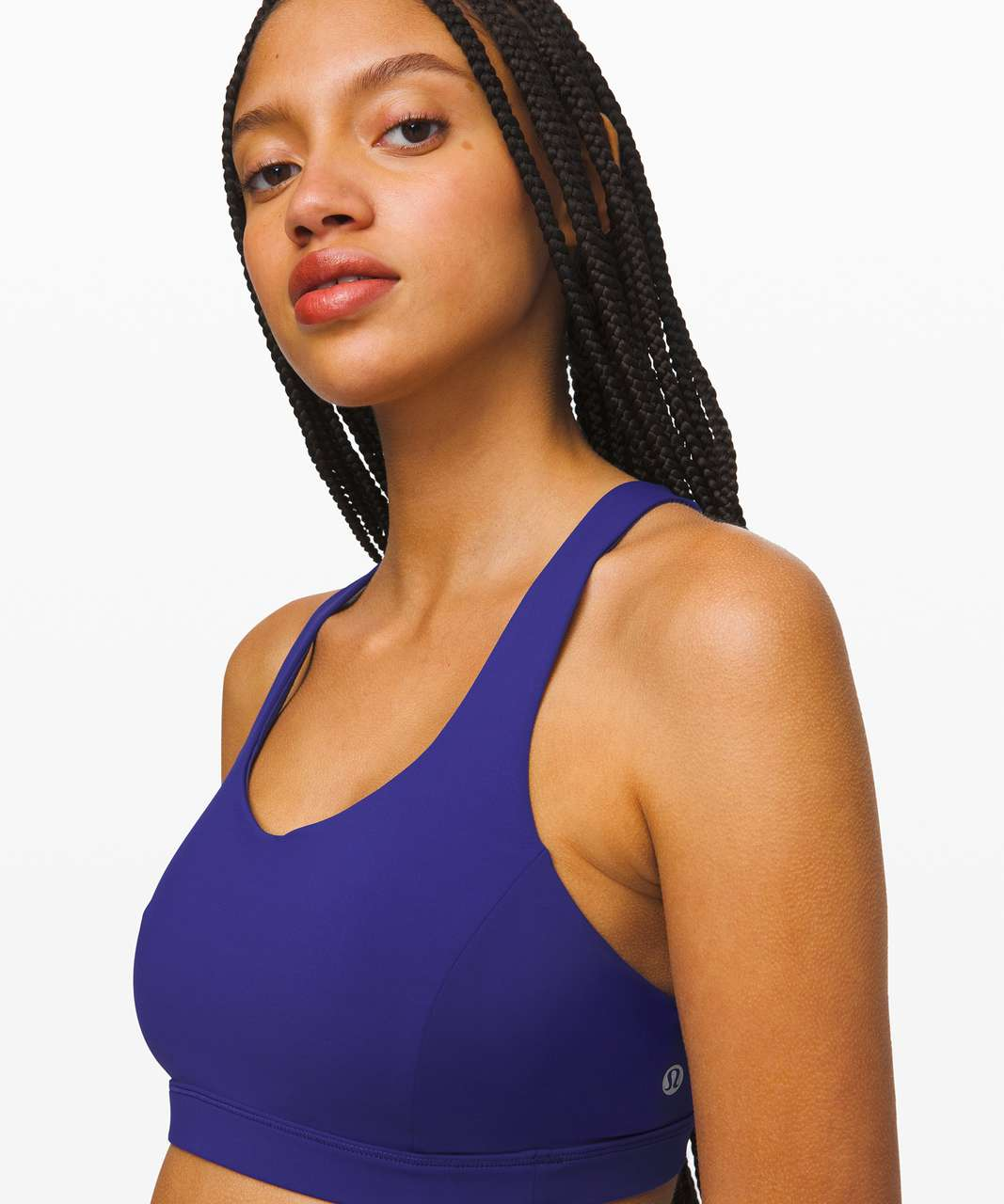 Lululemon Free To Be Serene Bra - Larkspur