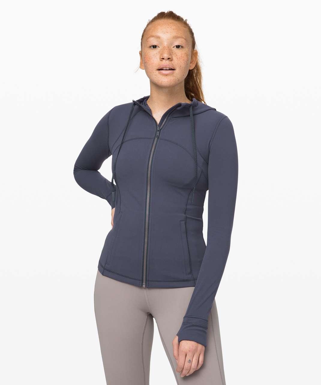Lululemon Hooded Define Jacket *Nulu - Stone Blue