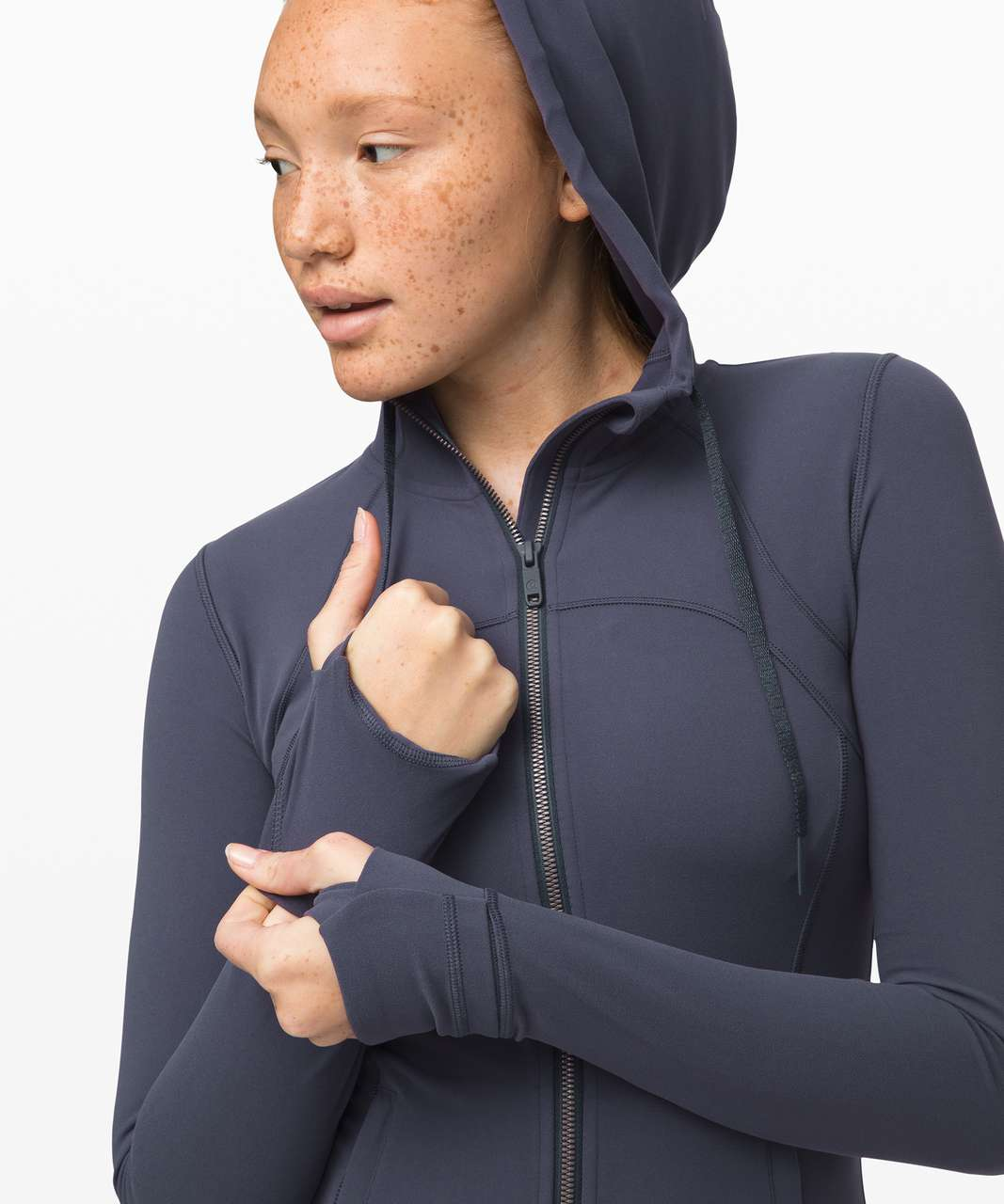 Lululemon Hooded Define Jacket *Nulu - Stone Blue
