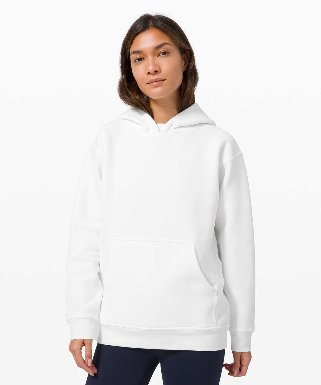 Lululemon All Yours Hoodie - White