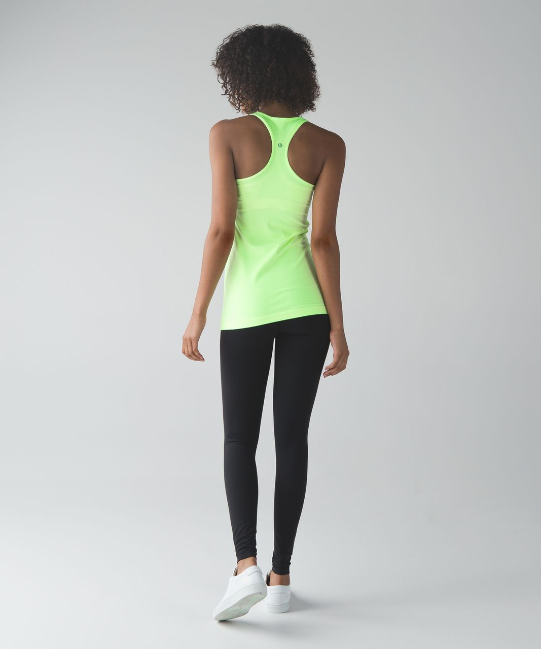 Lululemon Cool Racerback - Clear Mint