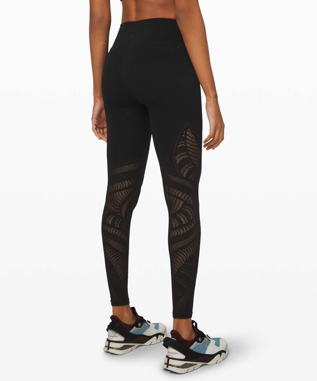 "Lululemon Reveal Tight 26"" *Aurora - Black"
