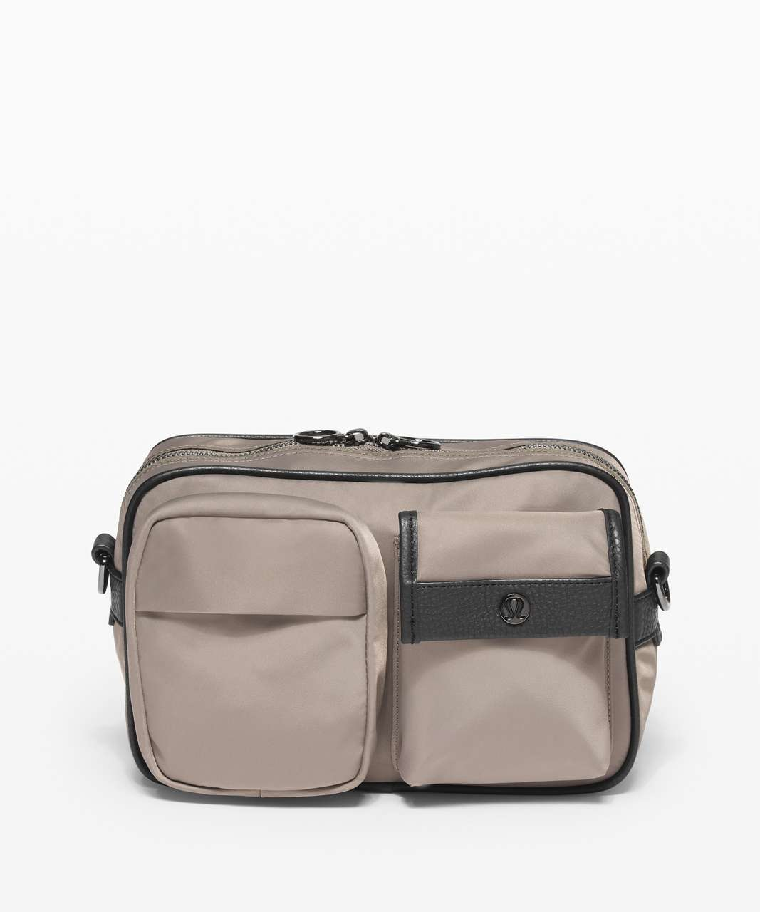 Lululemon Now and Always Hip Pack  *4L - Carbon Dust / Black