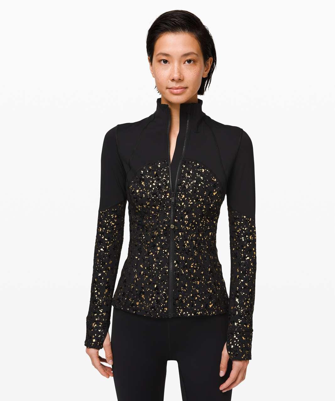 Lululemon Define Jacket *Lunar New Year - Black / Black / Gold