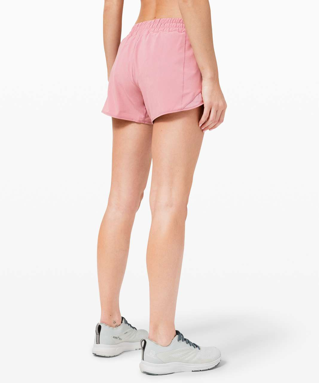 "Lululemon Hotty Hot Short II *Long 4"" - Pink Taupe"