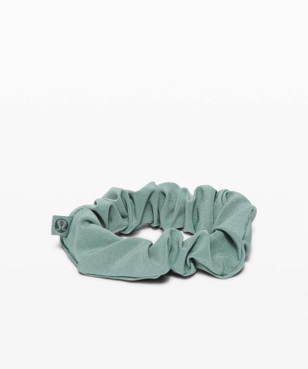 Lululemon Uplifting Scrunchie - Tidewater Teal