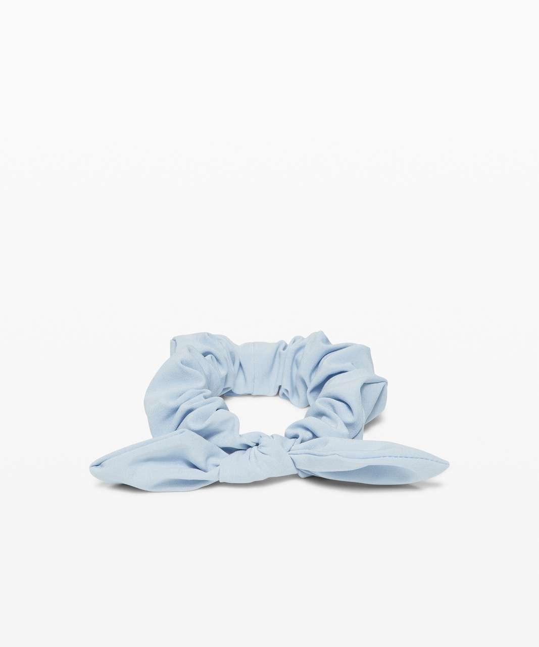 Lululemon Uplifting Scrunchie *Bow - Daydream