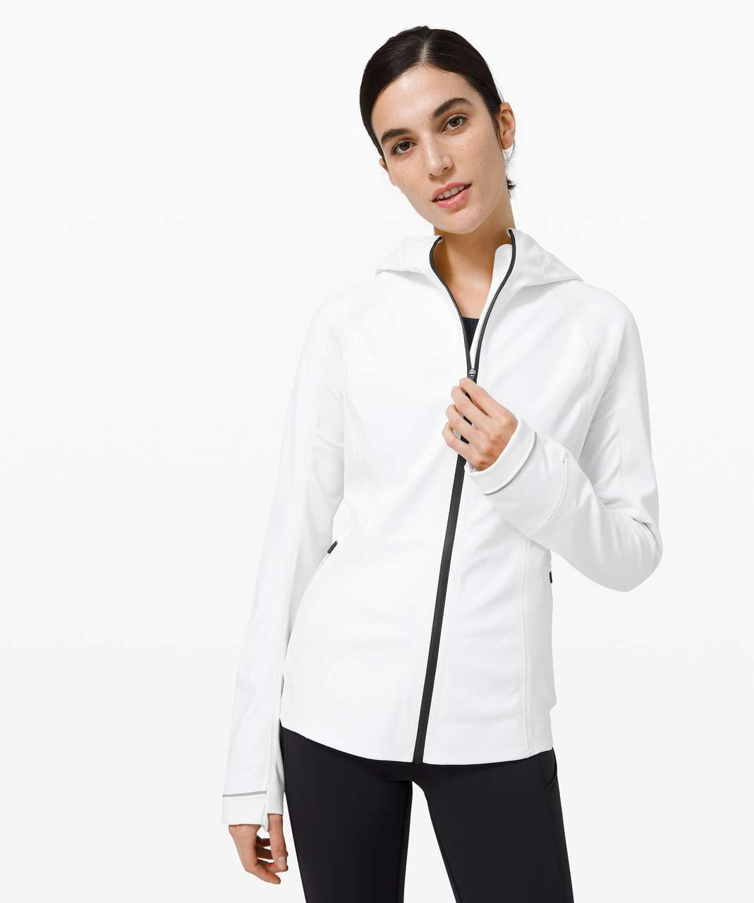 Lululemon Cross Chill Jacket - White