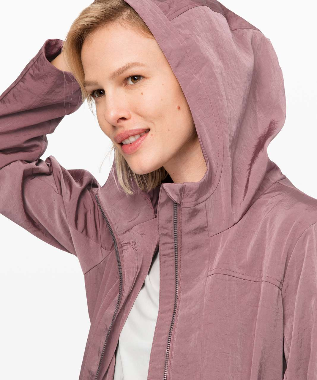 Lululemon New Moves Jacket - Misty Mocha