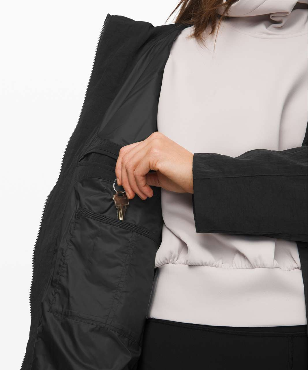 Lululemon New Moves Jacket - Black