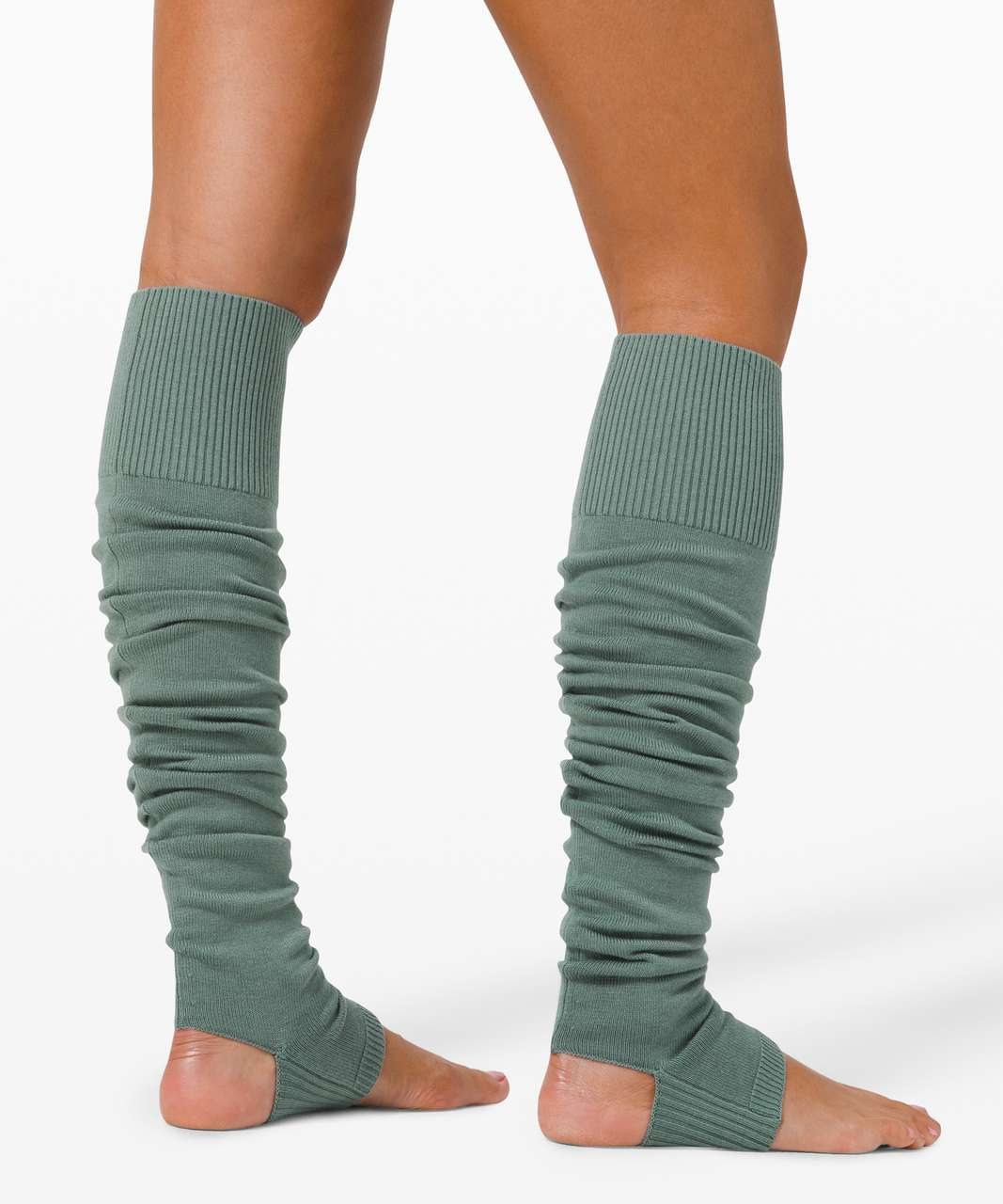 Lululemon Evolution Leg Warmer - Tidewater Teal