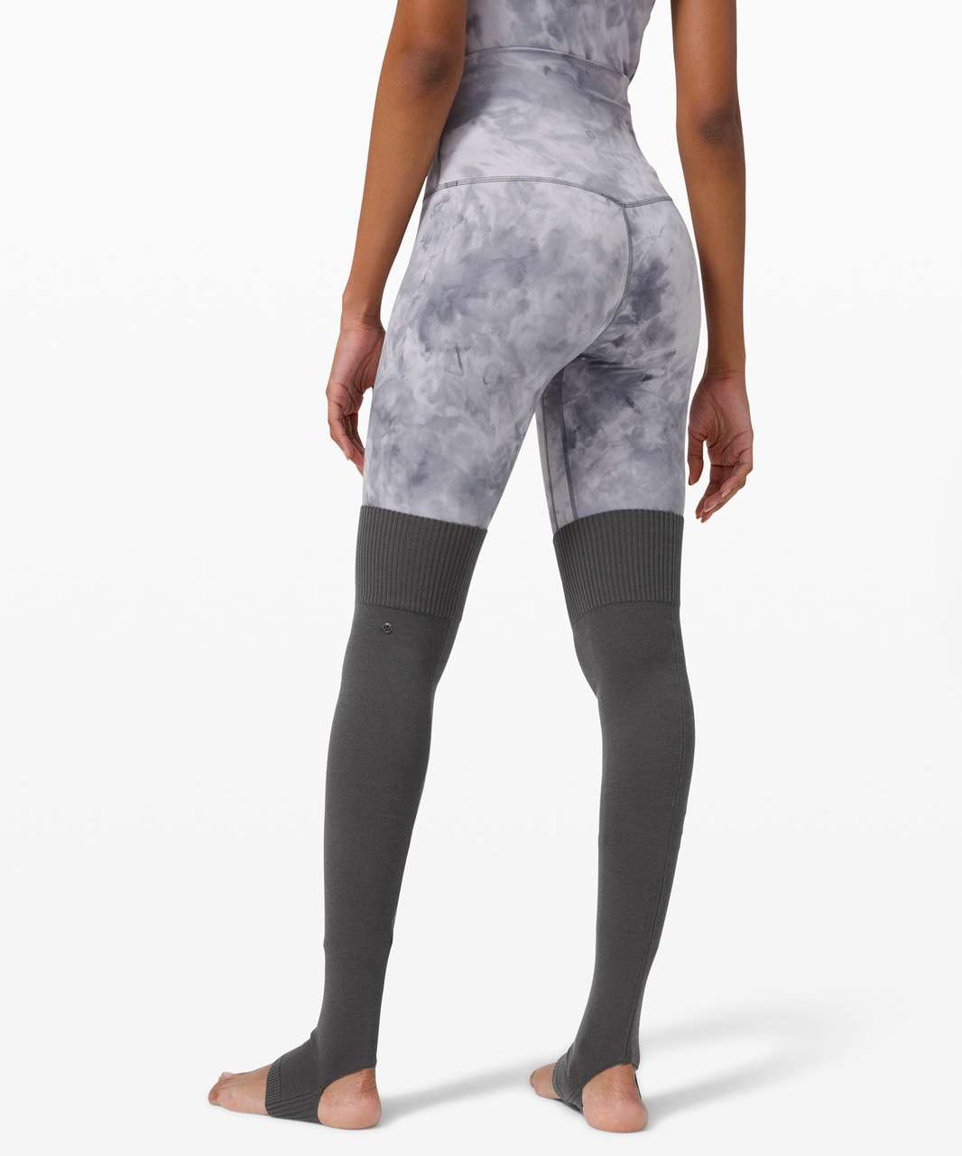 Lululemon Evolution Leg Warmer - Graphite Grey