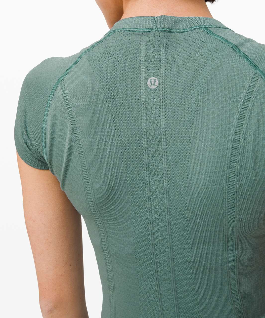 Lululemon Swiftly Tech Short Sleeve Crew - Tidewater Teal / Tidewater Teal