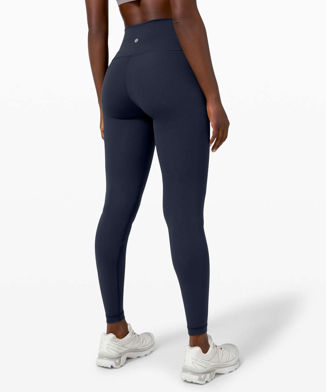 "Lululemon Wunder Under High-Rise Tight 25"" *Full-On Luxtreme - True Navy"