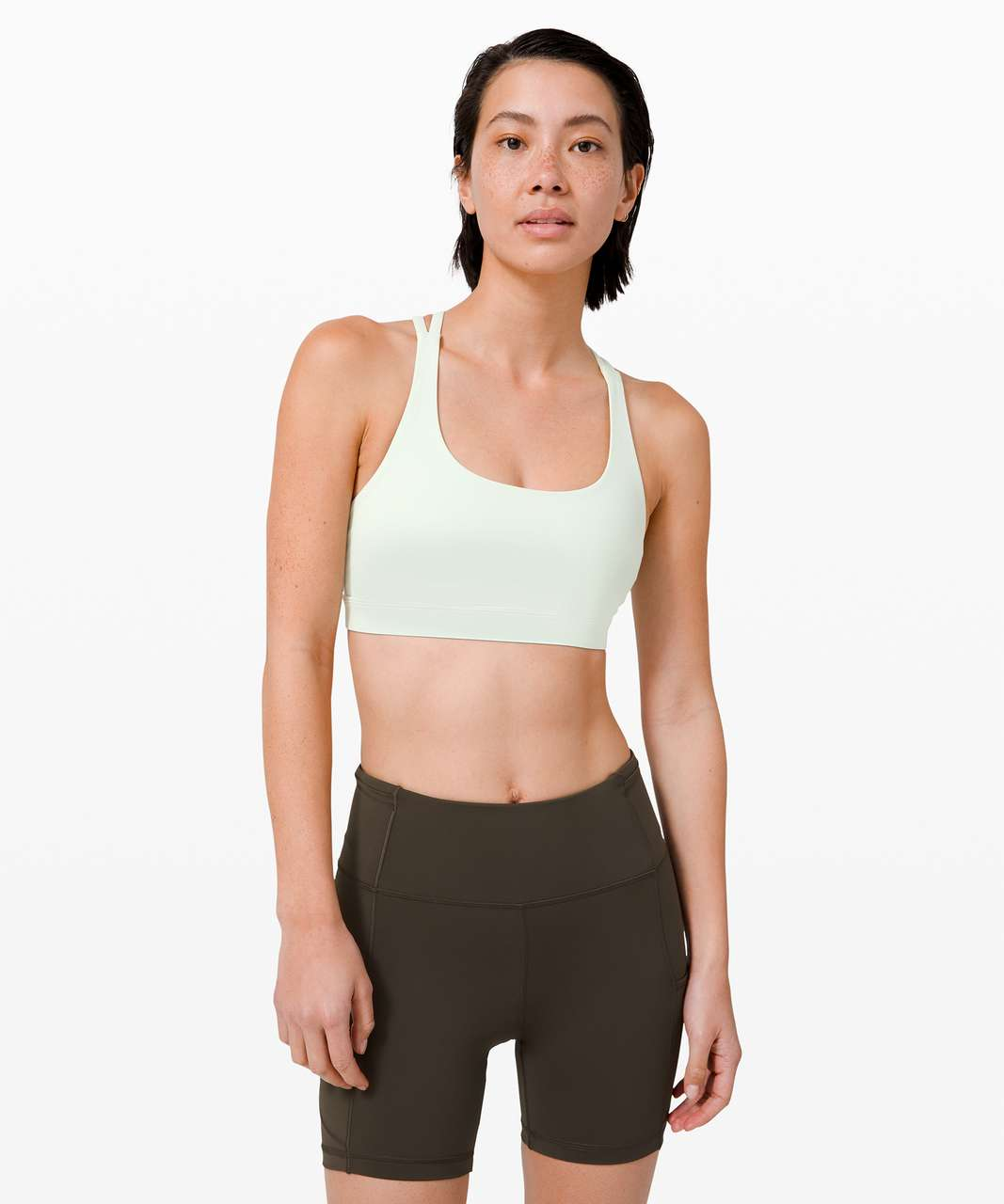 Lululemon Energy Bra *Medium Support, B/C Cup - Springtime