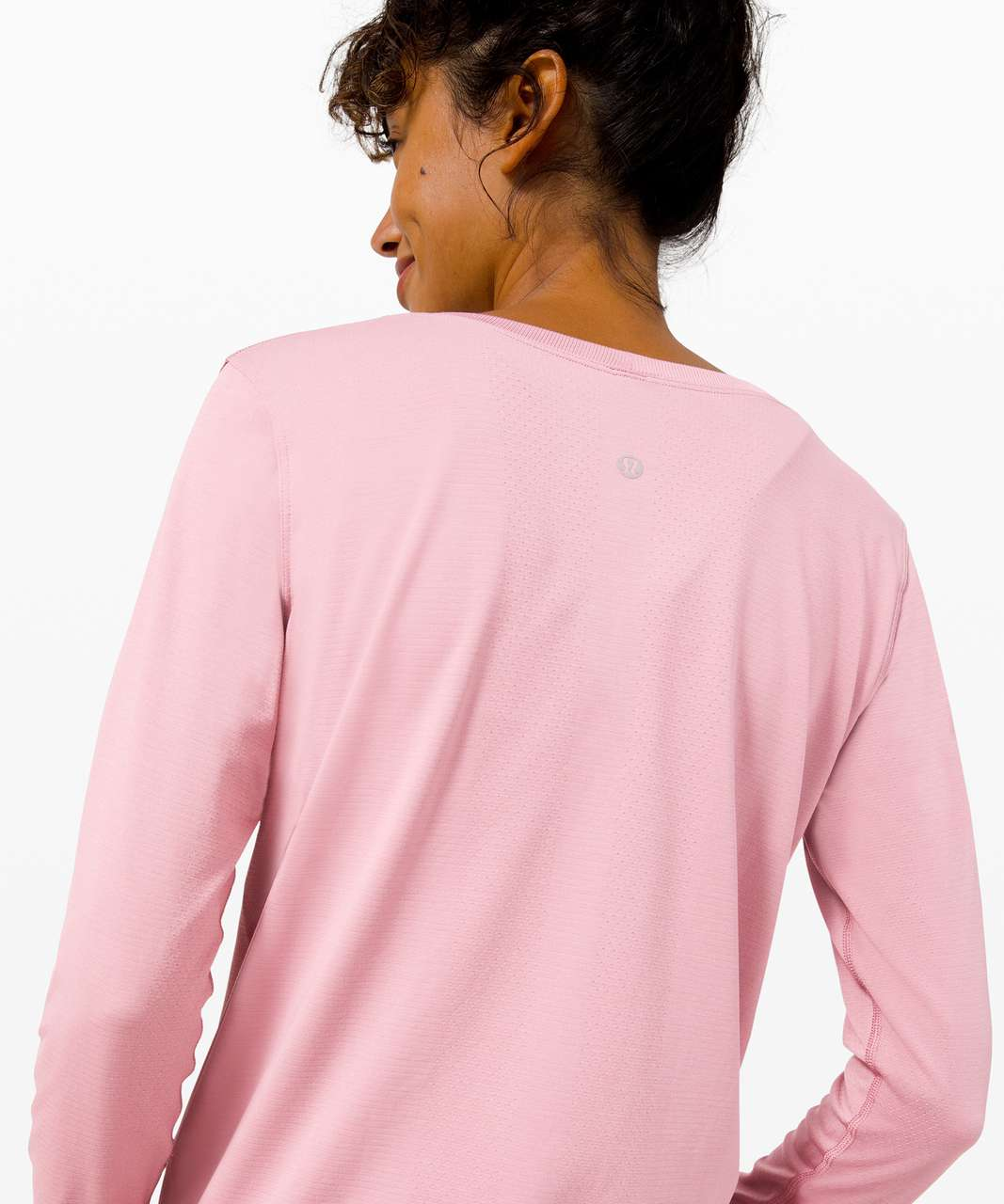 Lululemon Swiftly Relaxed Long Sleeve - Pink Taupe / Pink Taupe