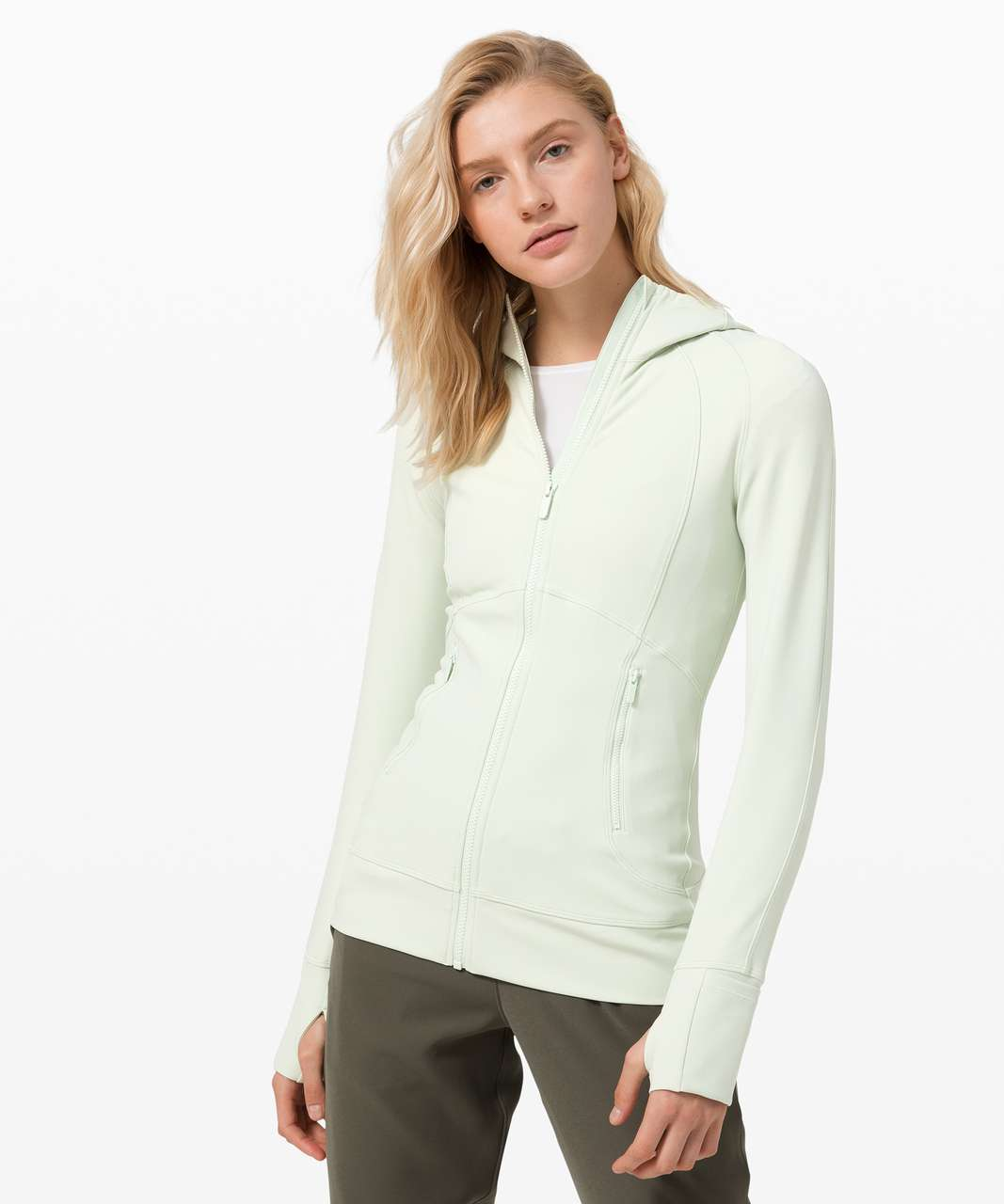 Lululemon Day Maker Full Zip Hoodie - Springtime