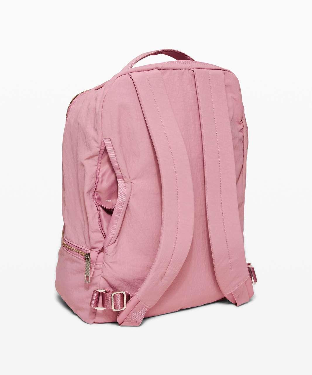 Lululemon City Adventurer Backpack *17L - Pink Taupe