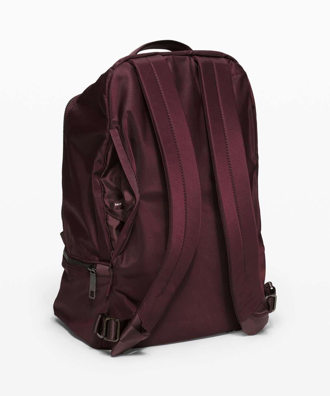 Lululemon City Adventurer Backpack *17L - Cassis (First Release)