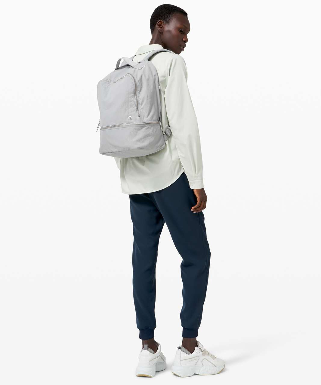 Lululemon City Adventurer Backpack *17L - Silver Drop