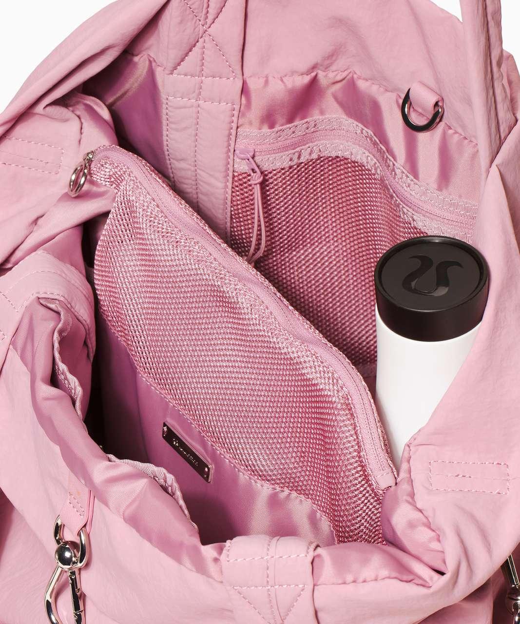 Lululemon On My Level Bag *Large 30L - Pink Taupe