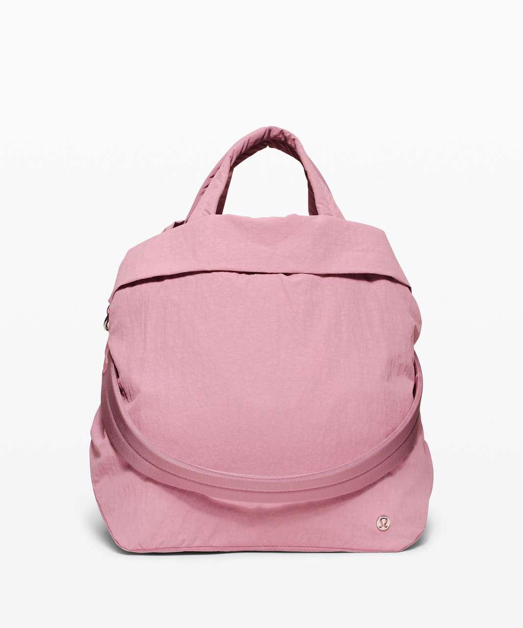 Lululemon On My Level Bag *19L - Pink Taupe