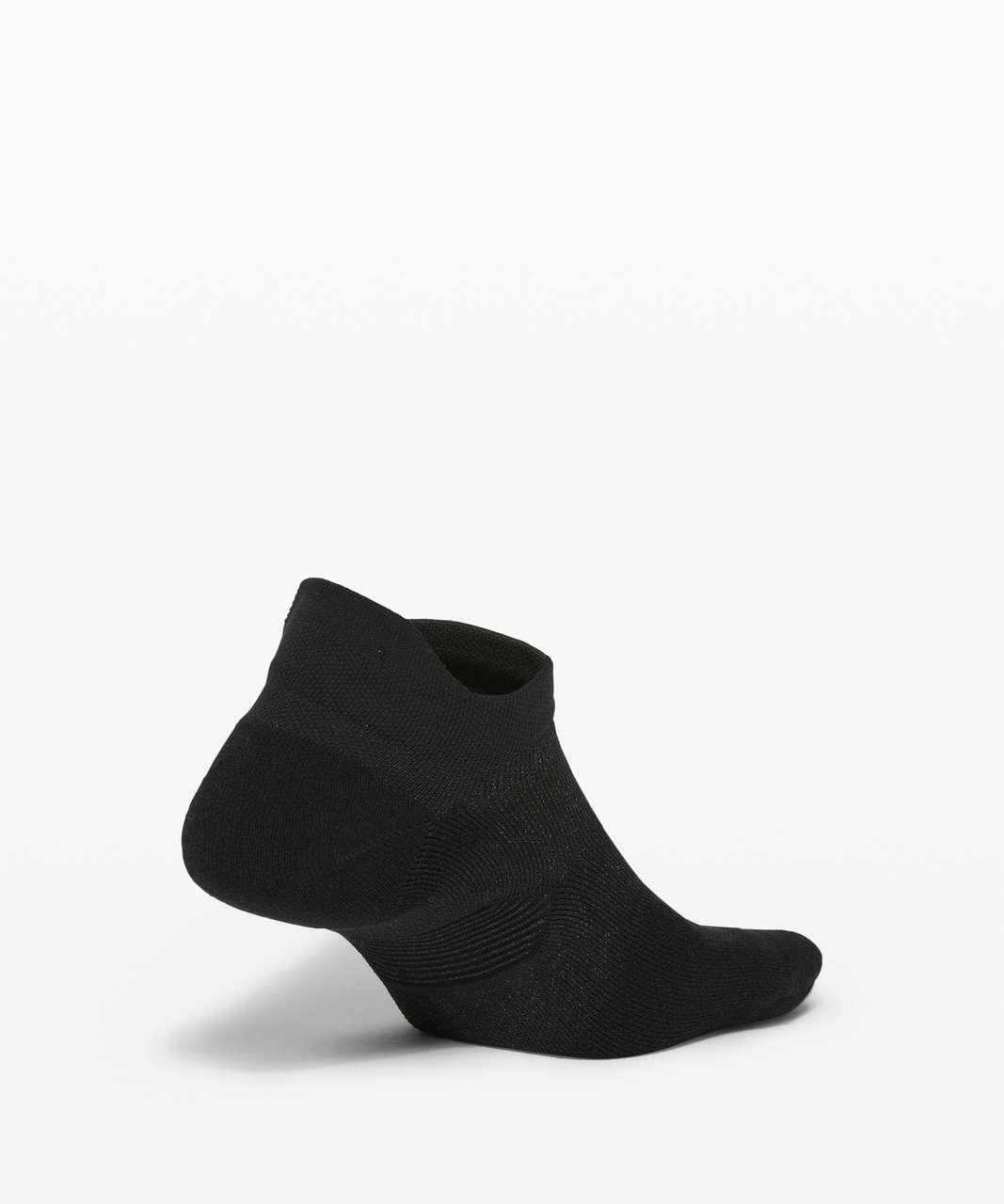 Lululemon Speed Sock *Silver - Black