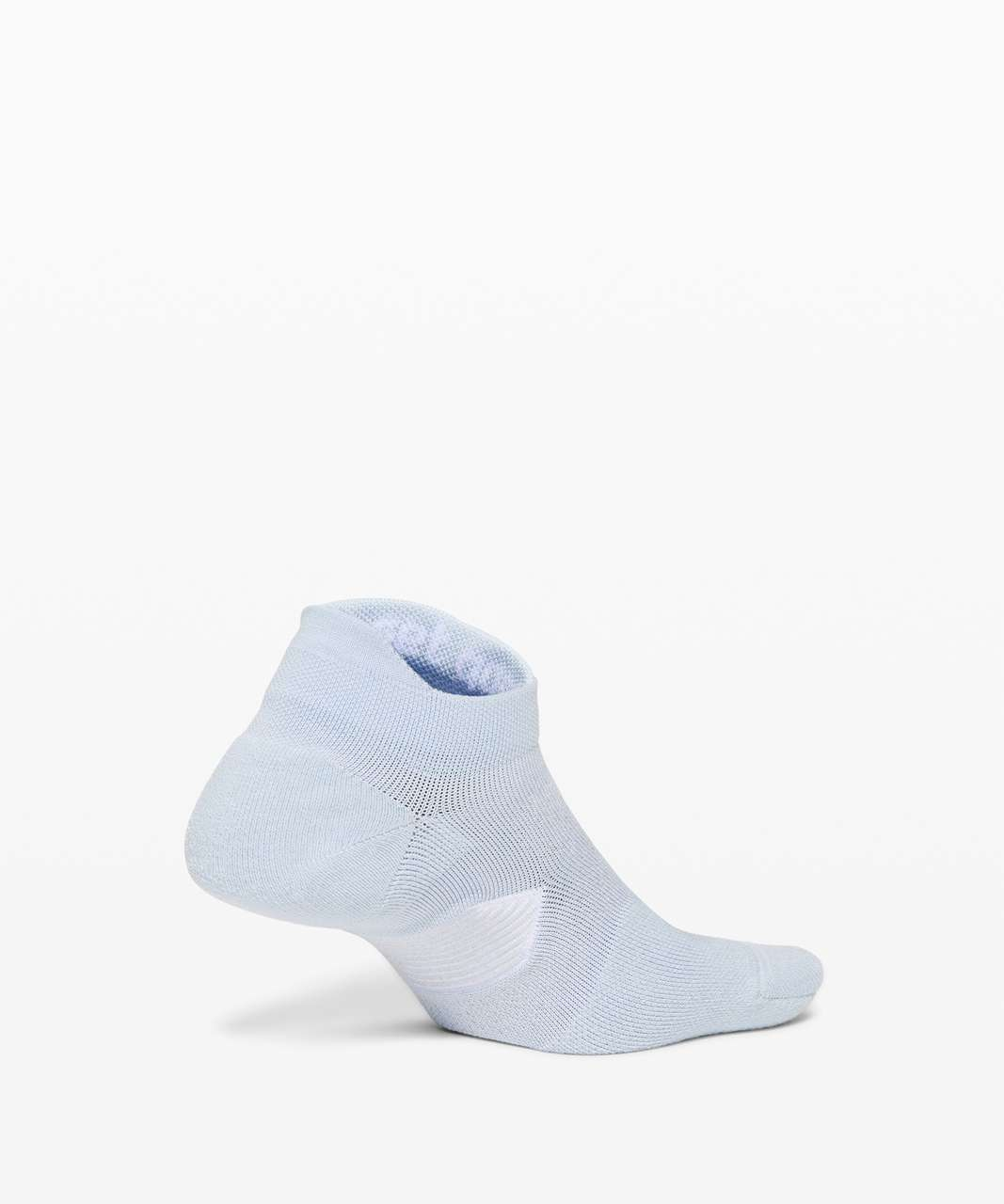 Lululemon Speed Sock *Silver - Daydream / White