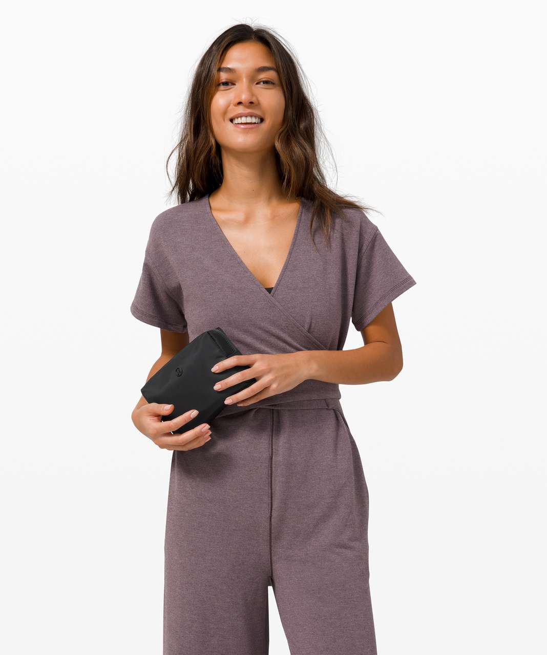Lululemon All Your Small Things Pouch *Mini 2L - Black (First Release)