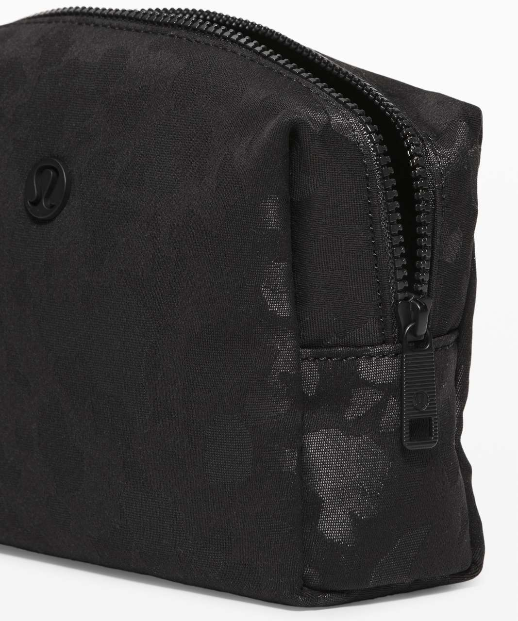 Lululemon All Your Small Things Pouch *Mini 2L - Fragment Camo Jacquard Black Deep Coal