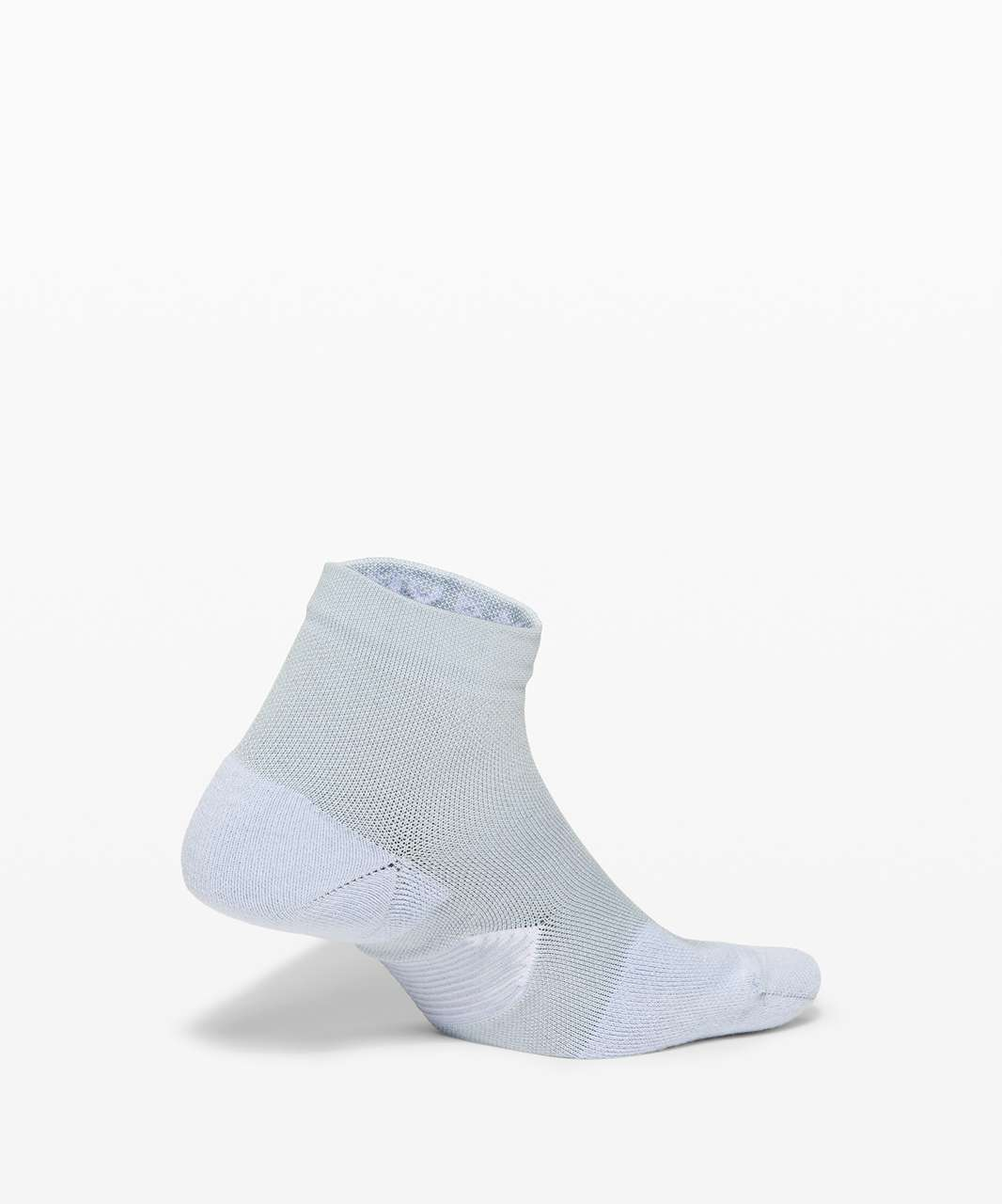 Lululemon Speed Ankle Sock *Silver - Daydream / White