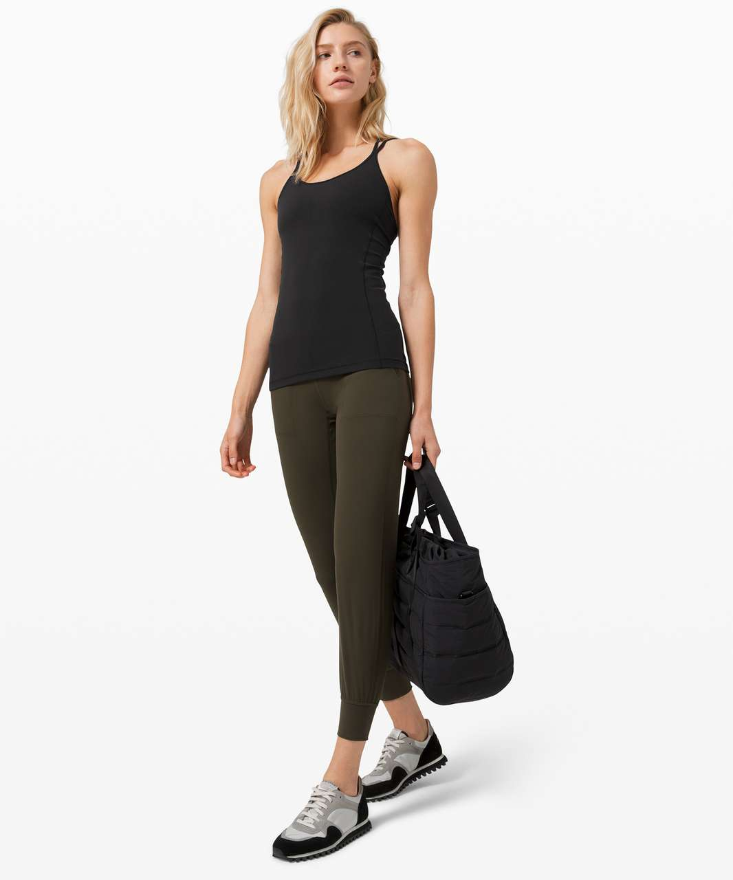 Lululemon Free To Be Tank *Nulu - Black