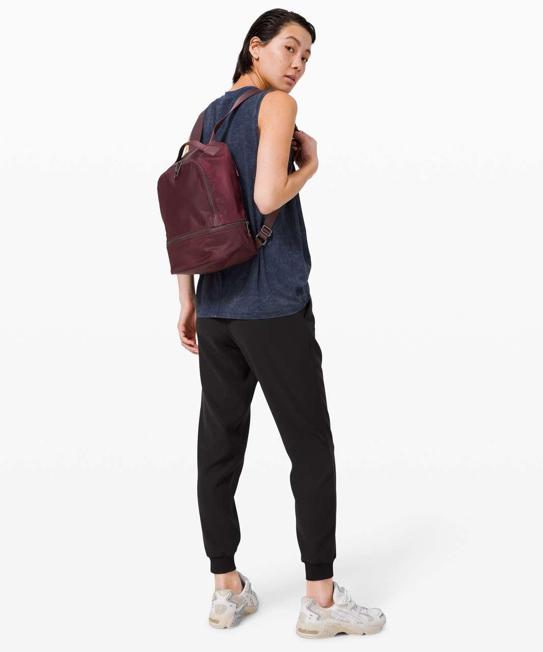 Lululemon City Adventurer Backpack Mini *10L - Cassis