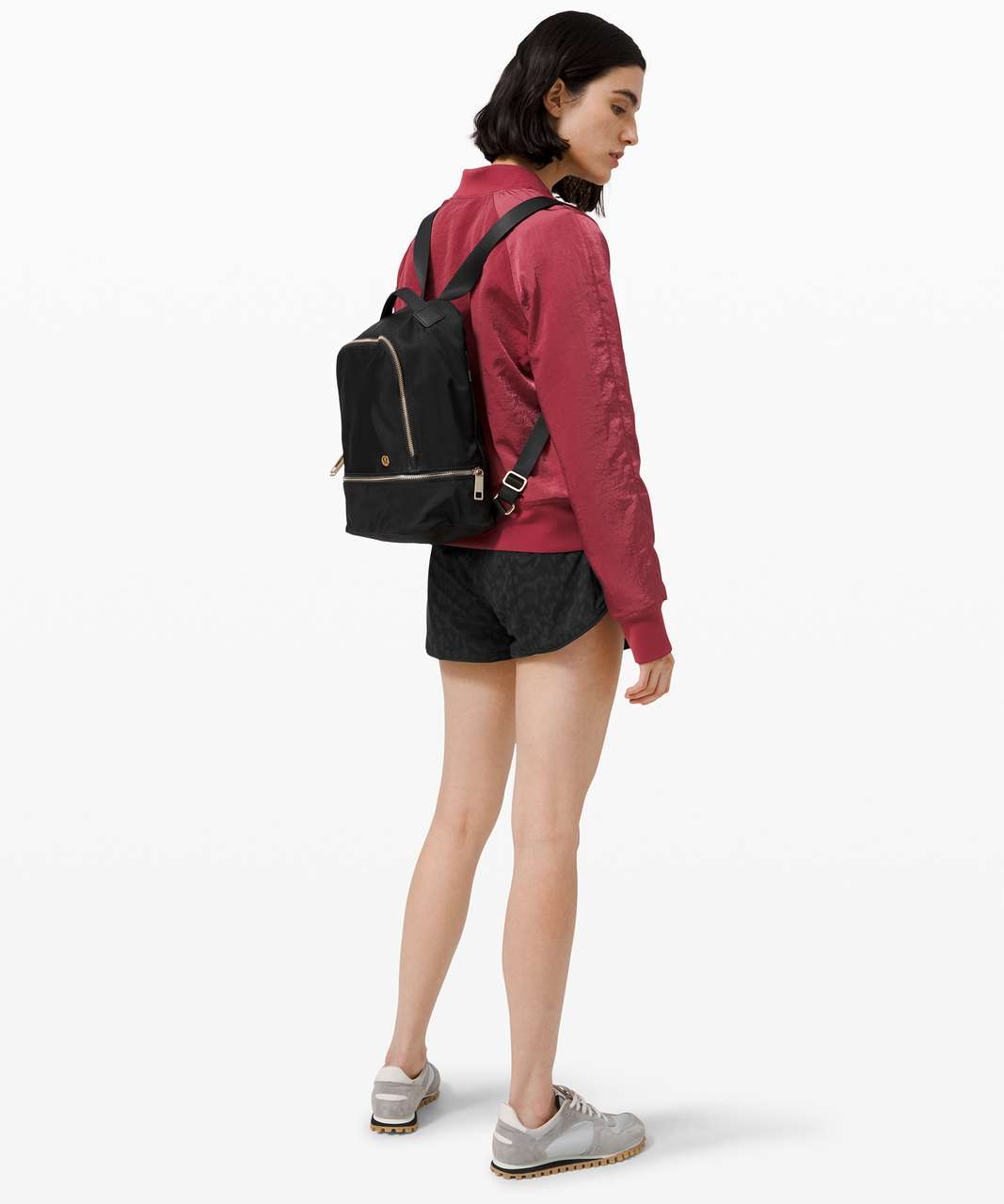 Lululemon City Adventurer Backpack Mini *10L - Black / Gold