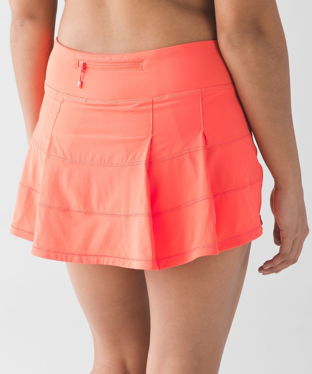 e4f8efeea Lululemon Pace Rival Skirt II (Regular) (4-way Stretch) - Cape Red - lulu  fanatics