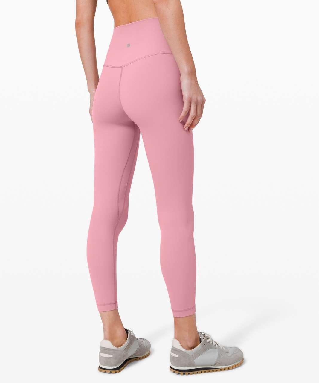 """Lululemon Align Pant II 25"""" - Pink Taupe"""