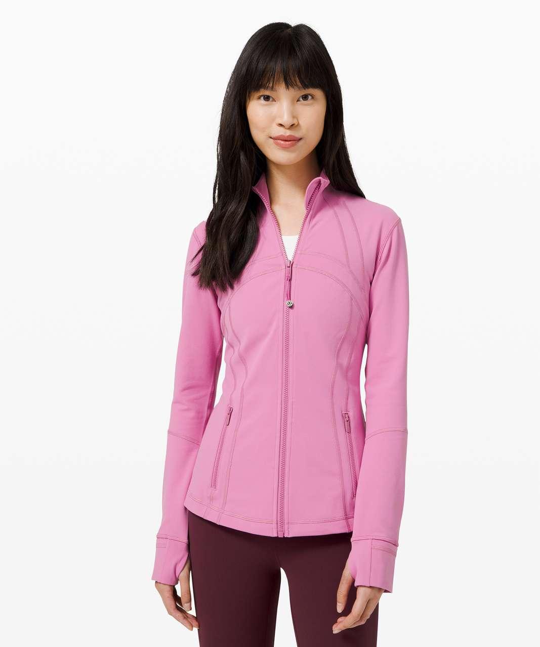 Lululemon Define Jacket - Magenta Glow