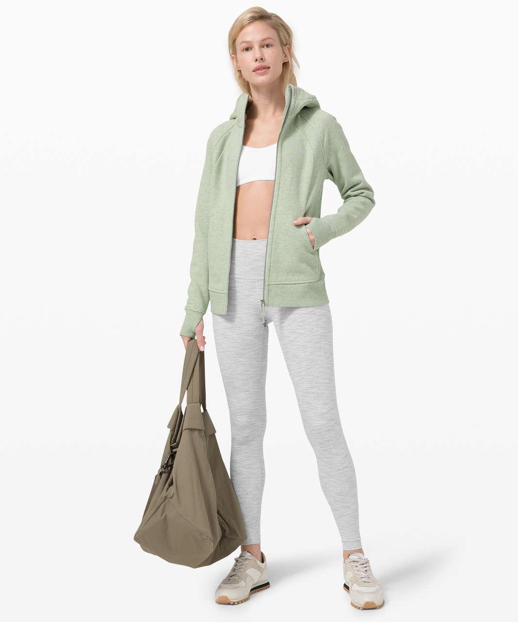 Lululemon Scuba Hoodie *Light Cotton Fleece - Heathered Springtime