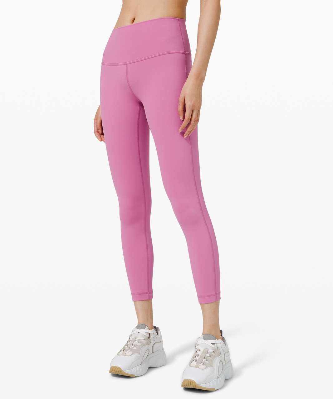 "Lululemon Wunder Under High-Rise Tight 25"" *Full-On Luxtreme - Magenta Glow"