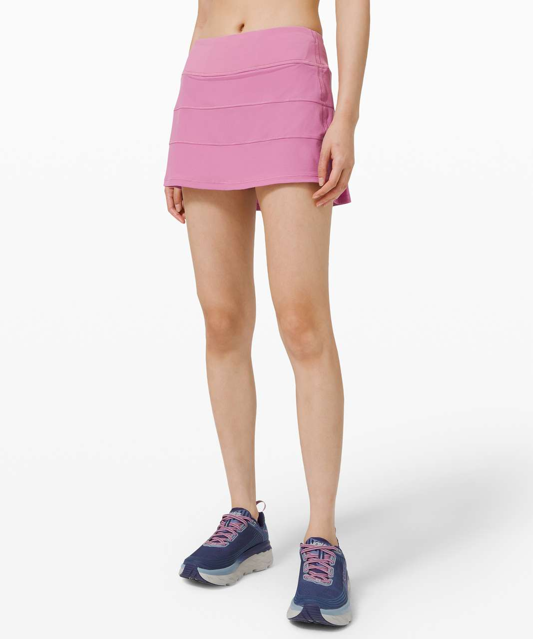 "Lululemon Pace Rival Skirt (Regular) *4-way Stretch 13"" - Magenta Glow"