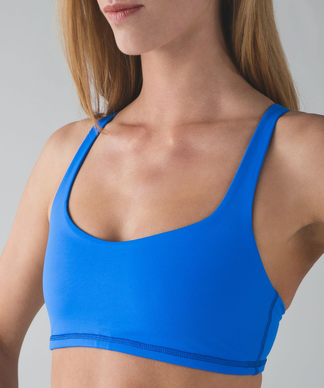 Lululemon Free To Be Bra - Harbor Blue