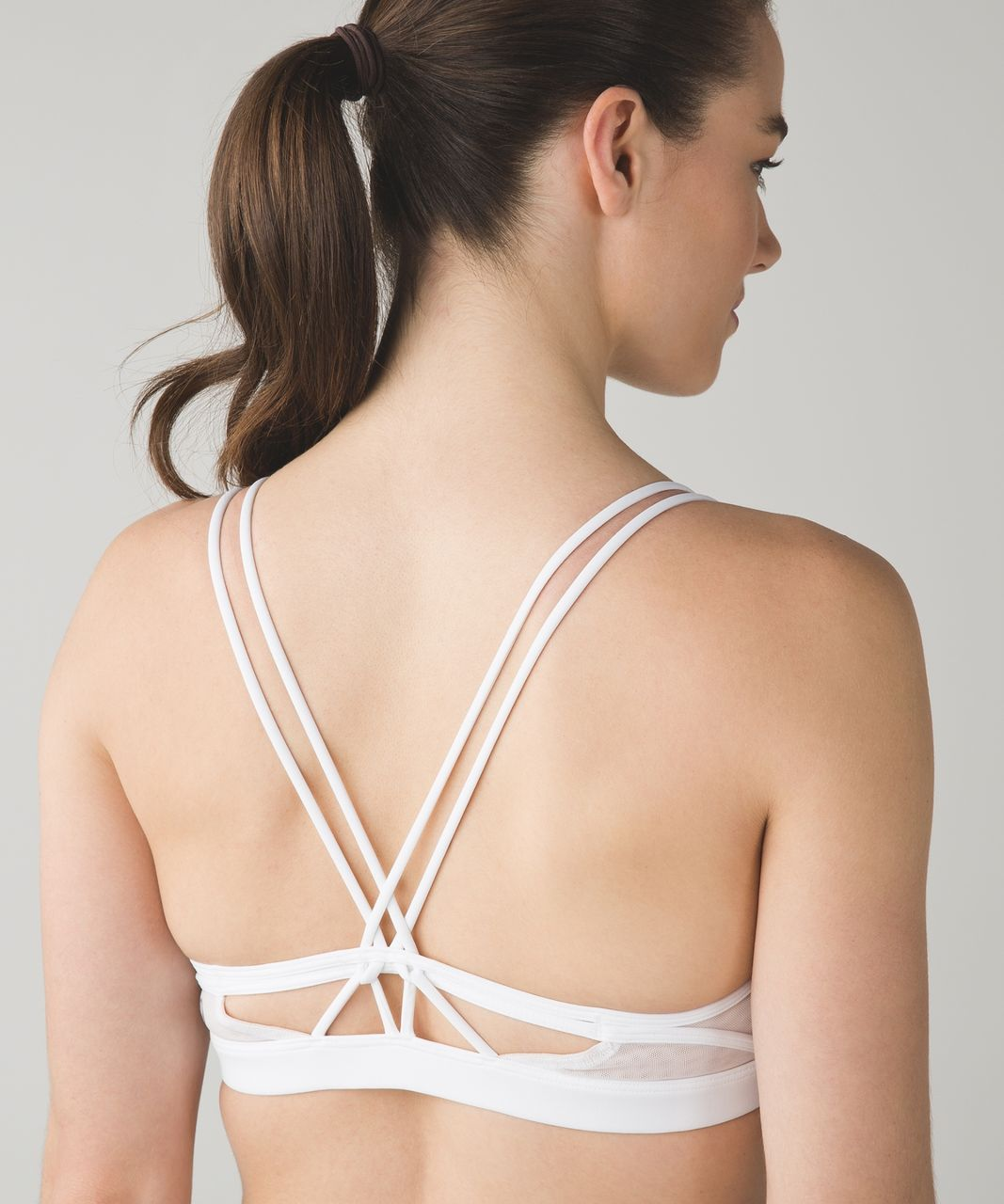 Lululemon Make A Move Bra - White