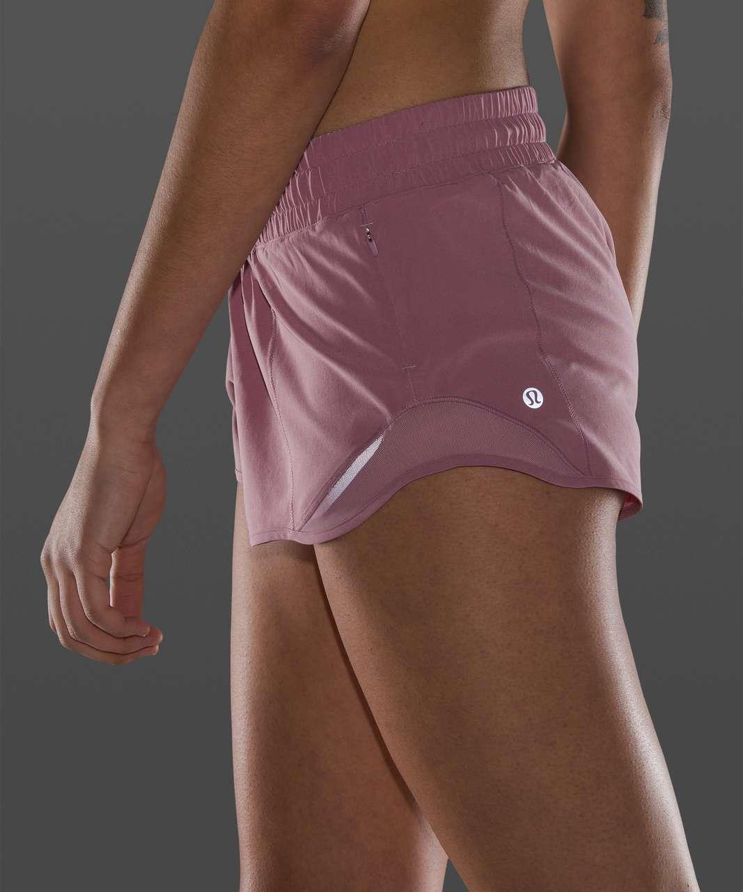 "Lululemon Hotty Hot Short II *2.5"" - Pink Taupe"