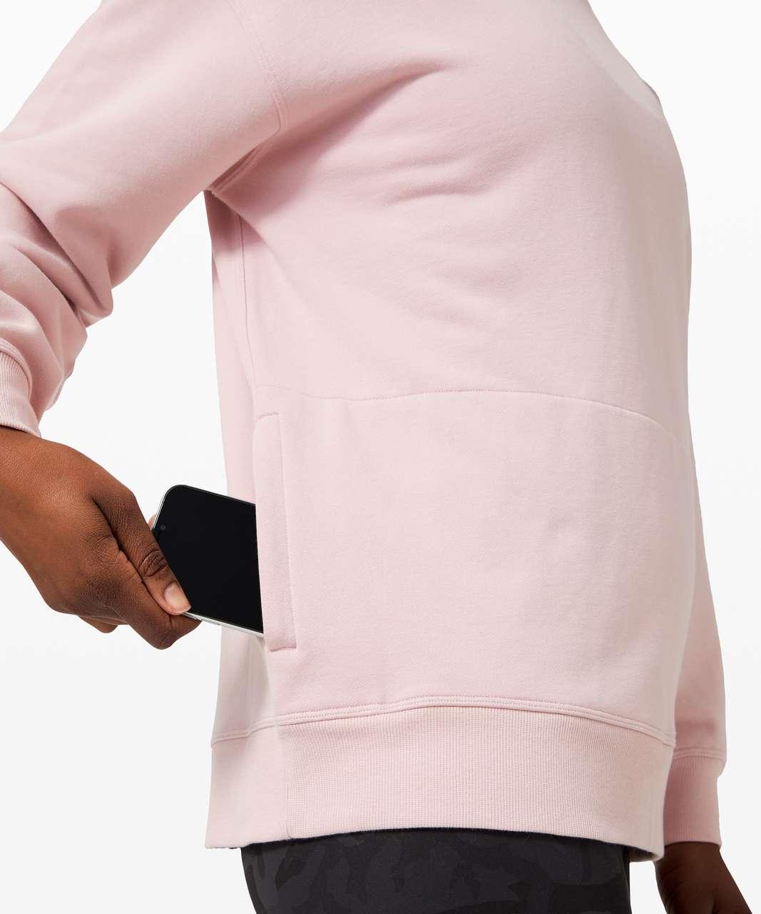 Lululemon Perfectly Oversized Hoodie - Porcelain Pink