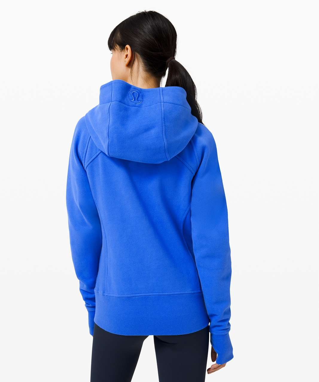 Lululemon Scuba Hoodie *Light Cotton Fleece - Wild Bluebell
