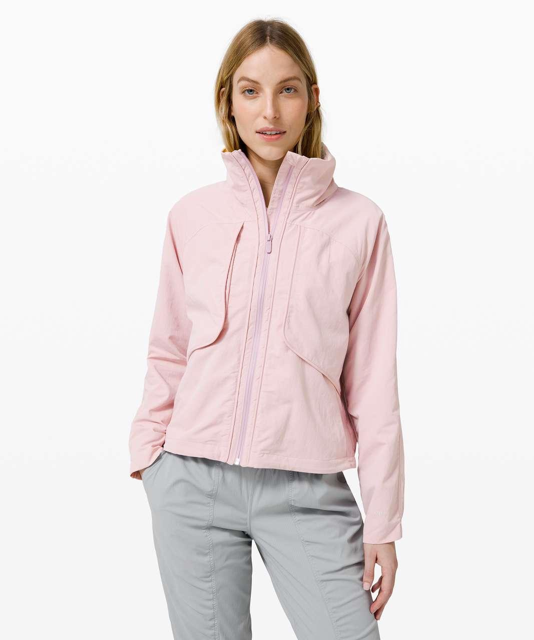 Lululemon Always Effortless Jacket - Porcelain Pink