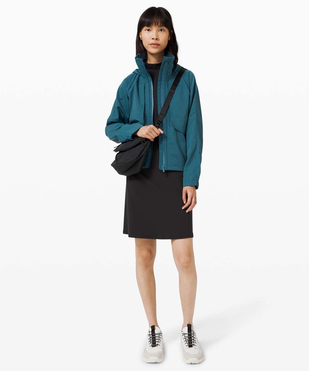 Lululemon Always Effortless Jacket - Carbon Blue