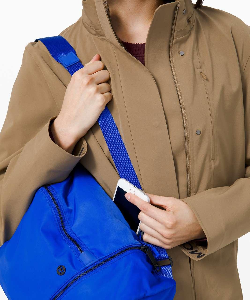Lululemon City Adventurer Backpack Mini *10L - Wild Bluebell